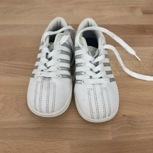 K-Swiss girl shoes size 10